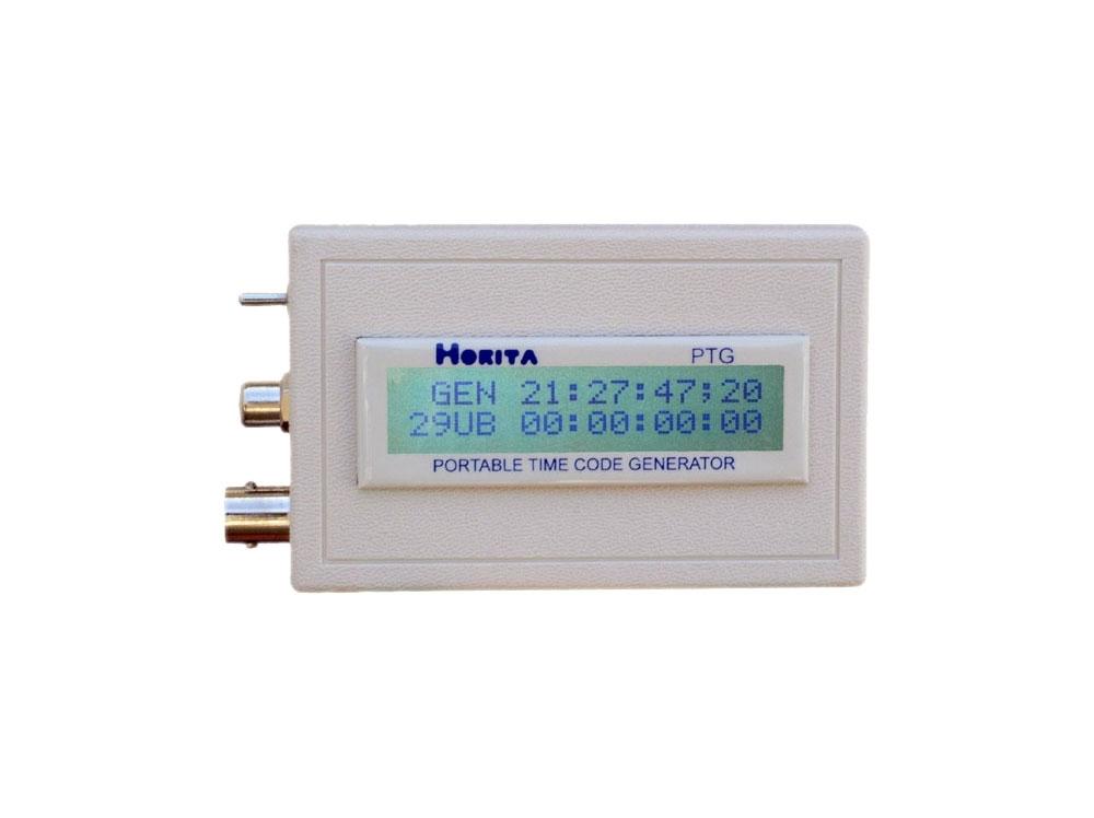 Horita Company  SMPTE/ EBU Time Code Products from Horita
