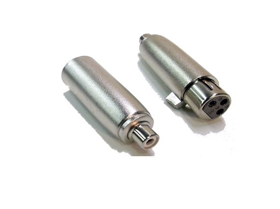 AK2   XLR- RCA Adapter Kit