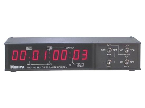 Horita Company Trg 100 Time Code Reader Generator