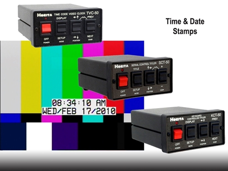 Picture for category Time & Date Stamps