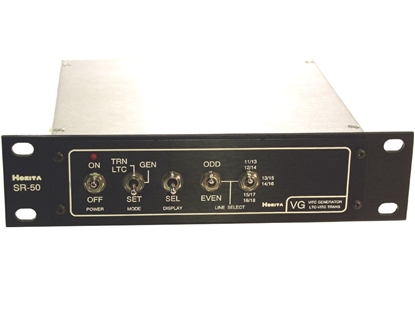 Picture of VG-50   VITC Time Code Generator